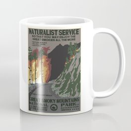 National Parks 2050: Great Smoky Coffee Mug