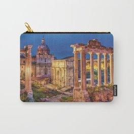 Roman Forum, Italy Carry-All Pouch