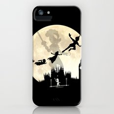 Peter Pan FullMoon Over London Slim Case iPhone SE