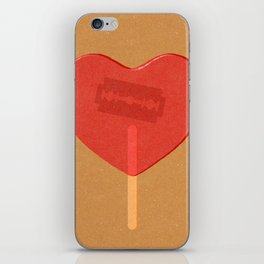Lolly of trust iPhone Skin