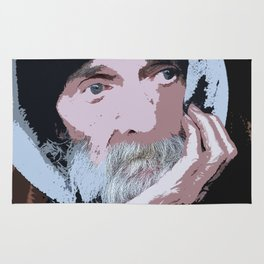 Homeless Portrait Rug