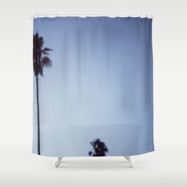 To The Left Shower Curtain