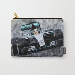 Lewis Hamilton 2015 Carry-All Pouch