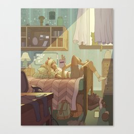 Room Canvas Print