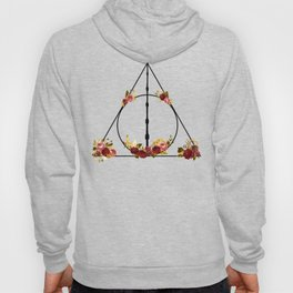 Deathly Hallows in Red and Gold Hoody