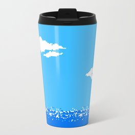 OCEAN CLOUDS Travel Mug