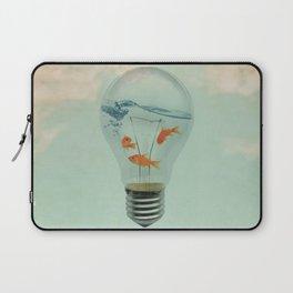 Ideas and Goldfish (RM) Laptop Sleeve