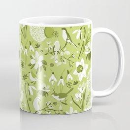 Finally Easter! [mono green] Coffee Mug