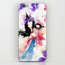 Story of Your Life iPhone Skin