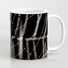 Spiders web and spiders web. Coffee Mug