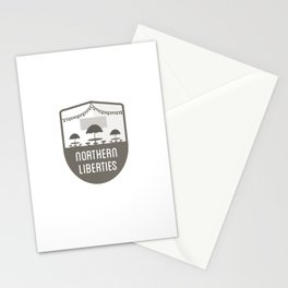 Northern Liberties - Philly Sigils Stationery Cards