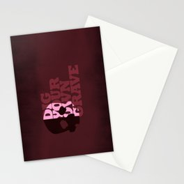 Dig Your Own Grave Stationery Cards