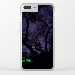 Star Lit Nights Clear iPhone Case