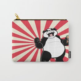 Ice Cream Panda! -BANG Carry-All Pouch