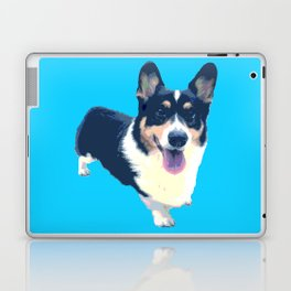Pop Art Corgi I Laptop & iPad Skin