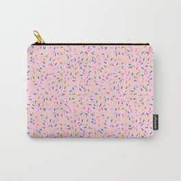 Strawberry frosted sprinkles Carry-All Pouch