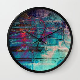 B-Abstract 07 Wall Clock