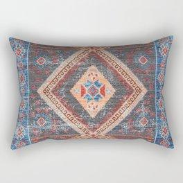 16 - Oriental Moroccan Artwork Farmhouse Rustic Style Rectangular Pillow