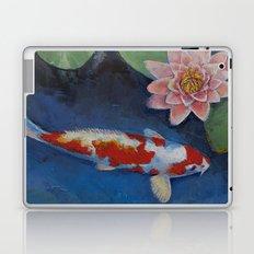 Koi and Water Lily Laptop & iPad Skin