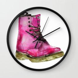 Dr Martens Wall Clock