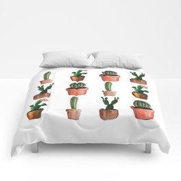Various Cacti Comforters