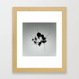 Voyager_1 Framed Art Print