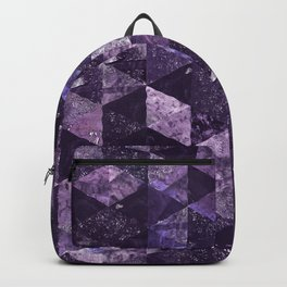 Abstract Geometric Background #27 Backpack