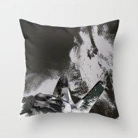 erotic Throw Pillows featuring Aphrodesia Erotic by Liaison Érotique
