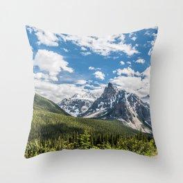 Beautiful British Columbia Throw Pillow