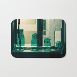Window Cubism. Bath Mat
