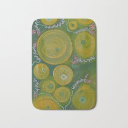 """Creative Seeds"" by ICA PAVON Bath Mat"