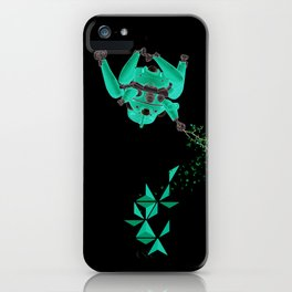 No Touchy, iPhone Case