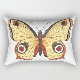 Juno Butterfly Illustration Rectangular Pillow