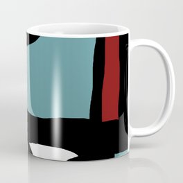 Abstract Painting Design - 1 Coffee Mug