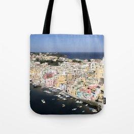 Procida Island, Italy Tote Bag