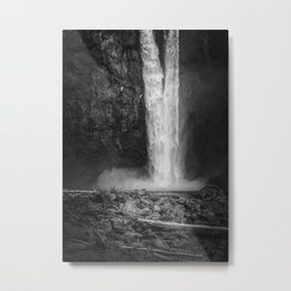 Power in Nature Metal Print