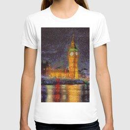 Midnight in London T-shirt