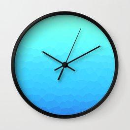Deeper and Deeper Wall Clock