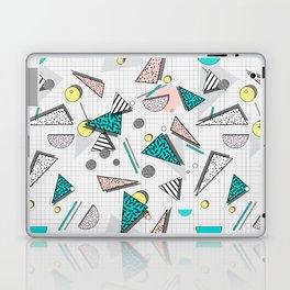 Memphis Pattern #3 Laptop & iPad Skin