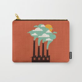 The Cloud Factory Carry-All Pouch