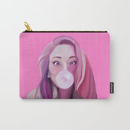 Pink Nova Carry-All Pouch