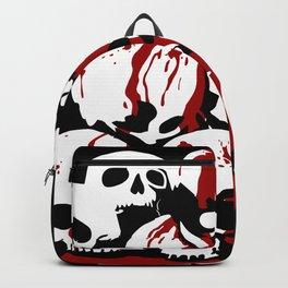 Skull Pile Backpack