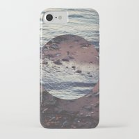 circle iPhone & iPod Cases featuring CIRCLE by Julia Yusupov