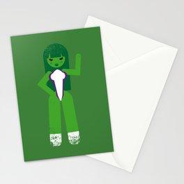 She Hulk Stationery Cards