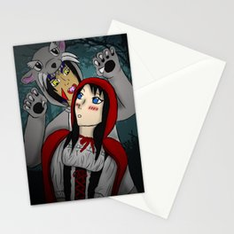 The Big Bad Wolf? Stationery Cards