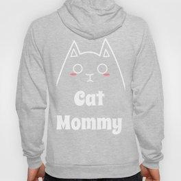 Love My Cat Mommy Hoody