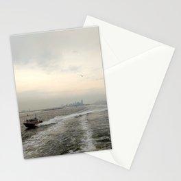 Manhattan Skyline. Stationery Cards
