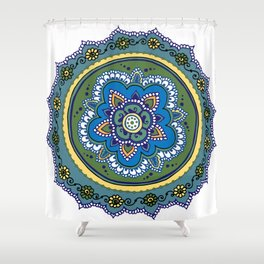 Easy Tabrizi Shower Curtain