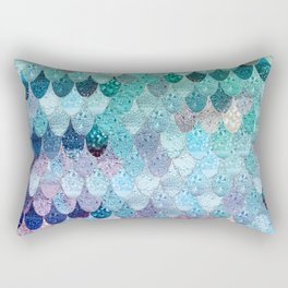 SUMMER MERMAID II Rectangular Pillow