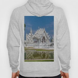 White Temple Thailand Hoody